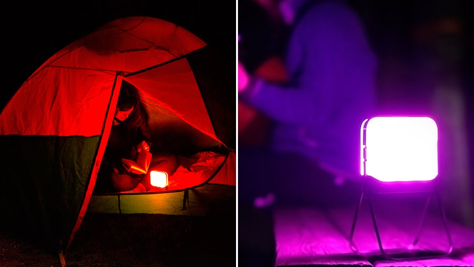 BioLite's New Bluetooth Lantern Means Smartphones Are Now an Essential Camping Accessory