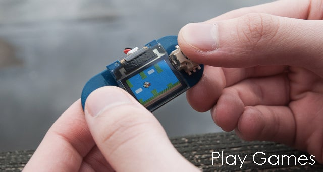 You Could Smuggle the World's Smallest Game Console Anywhere