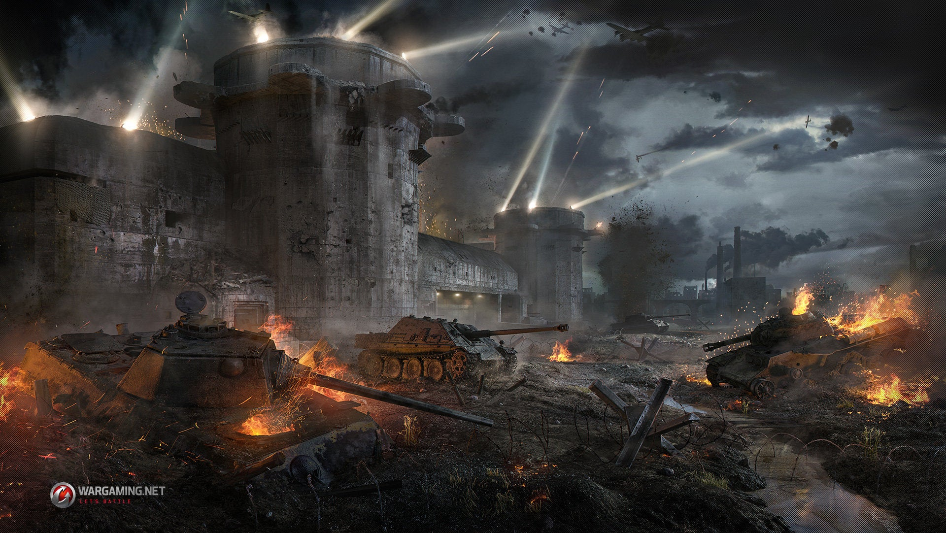 The Ballad Of The Flak Tower