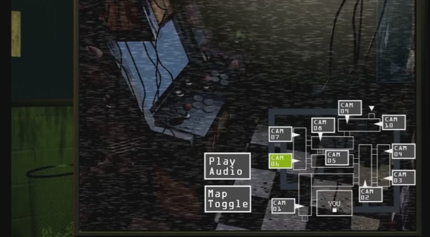10 Secrets Hidden In Five Nights At Freddy's 3 | Kotaku