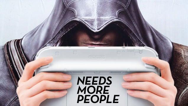 Ubisoft Is Sitting On Unreleased Wii U Games