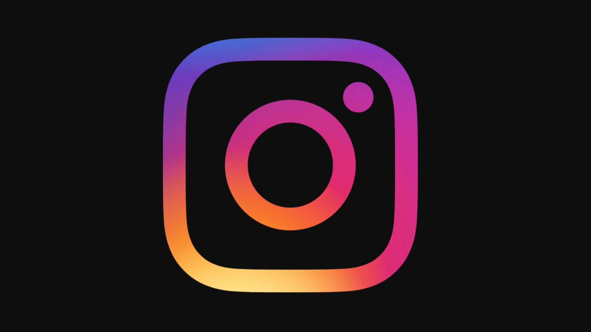 Instagram Goes Dark