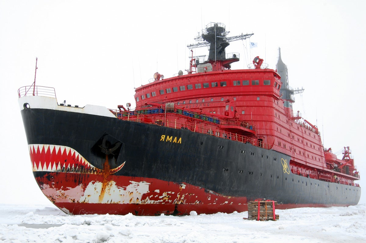 The Magnificent Evolution of Polar Icebreakers
