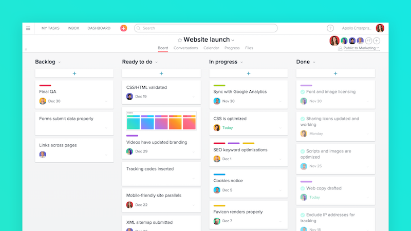 Asana's New Boards Visualise Your To-Dos As Trello-Like Columns