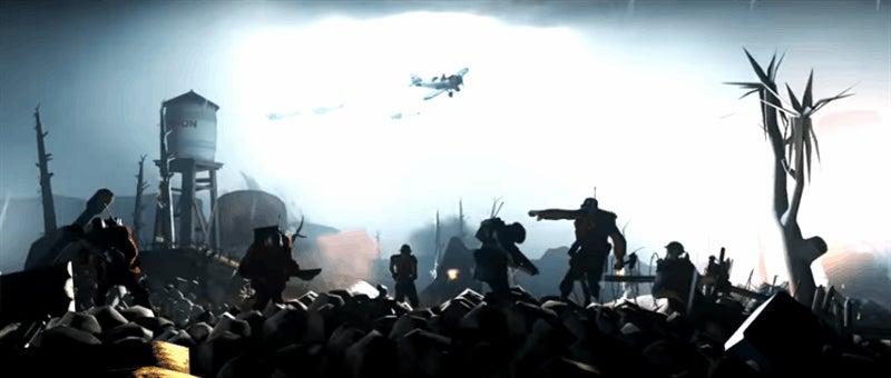 Battlefield 1 vs Team Fortress 2