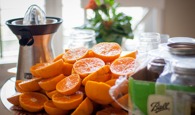 Juicing Unlocks More Vitamins, But Also Calories And Sugar