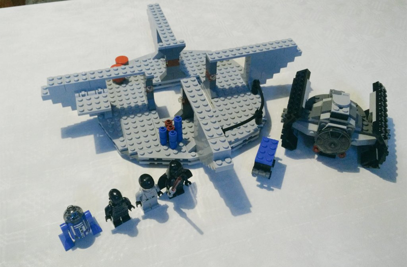 I Spent 22 Hours Building Lego's New Death Star So You Don't Have To
