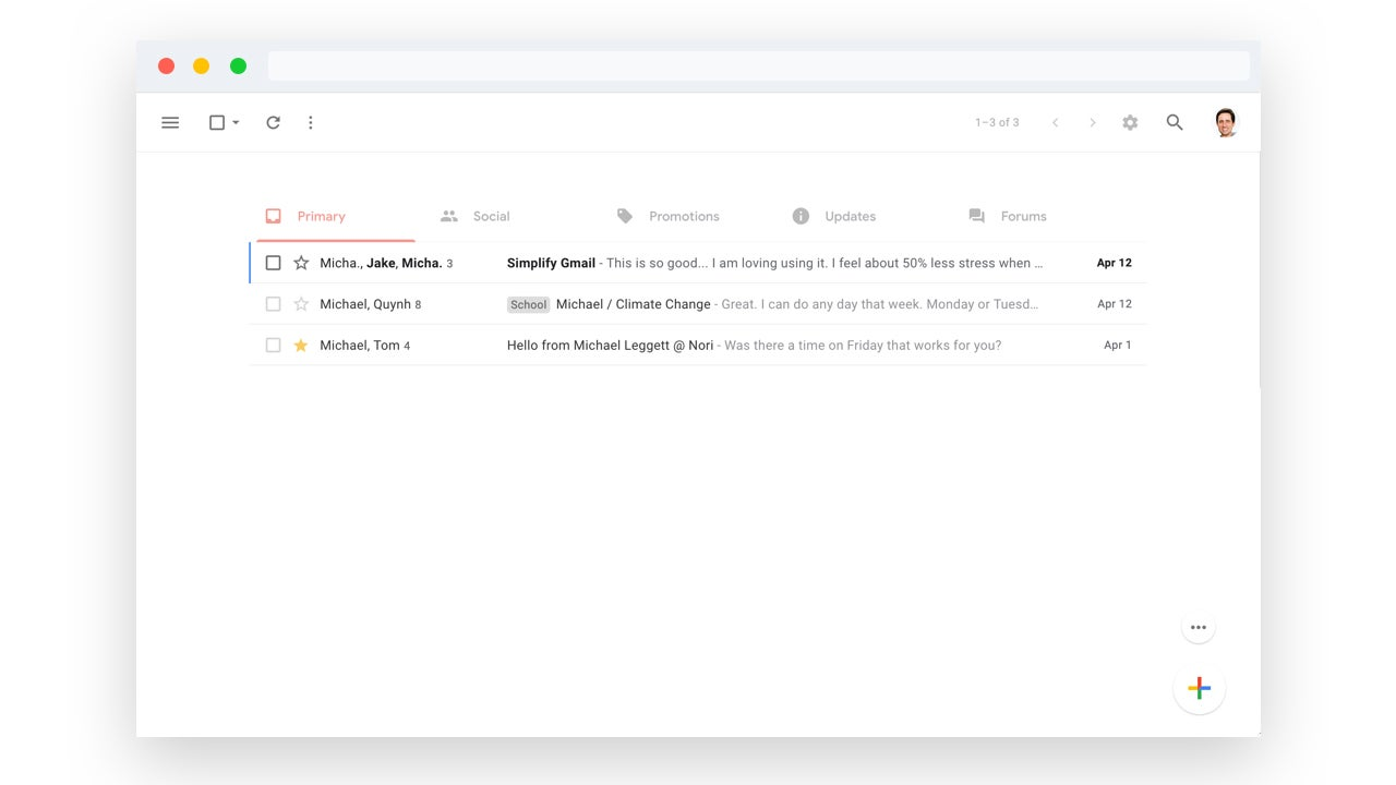 The Lead Designer Of Gmail Has A New Chrome Extension That Kills The Confusing Redesign