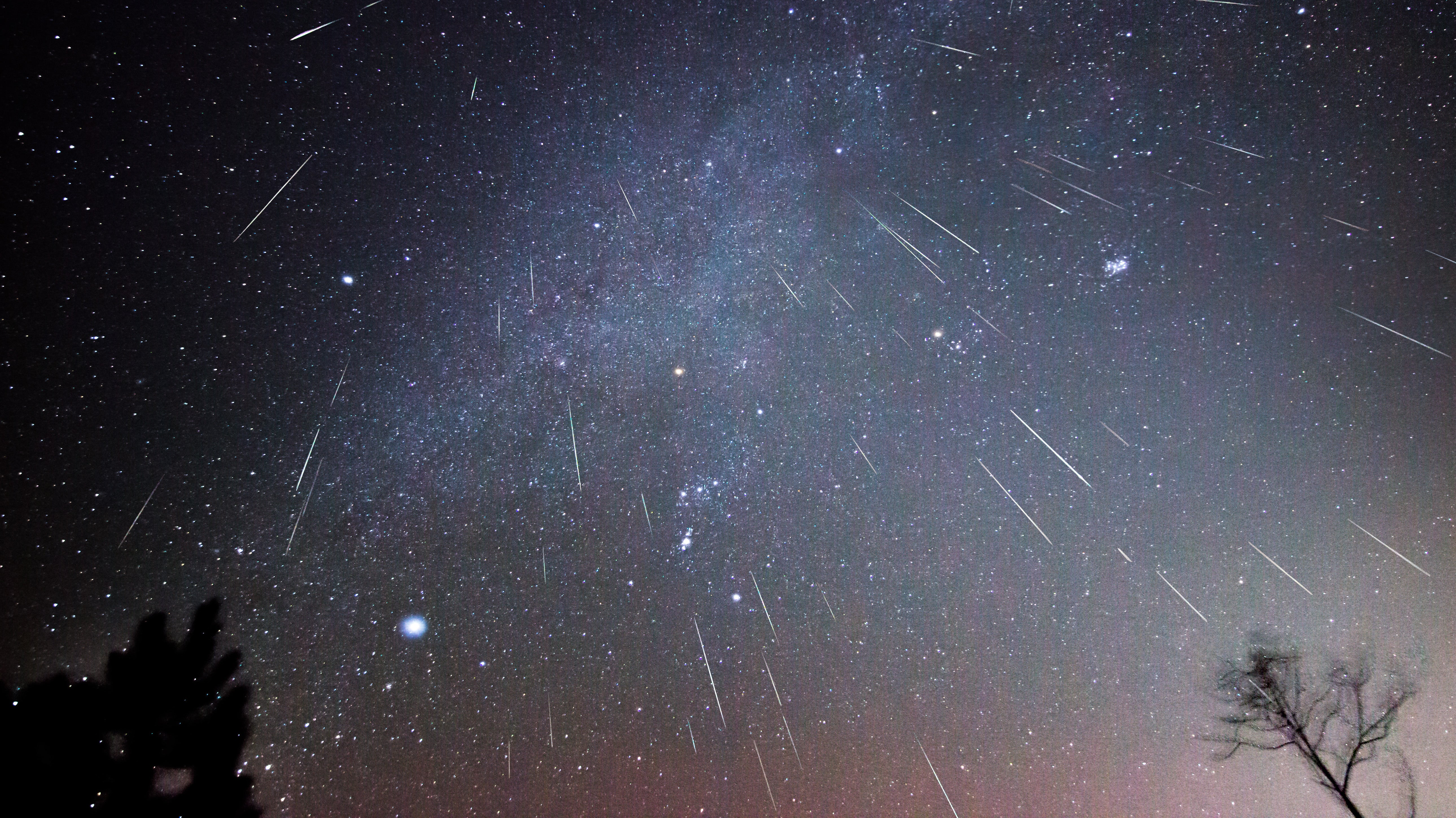 How To Watch The Taurid Meteor Shower Tonight