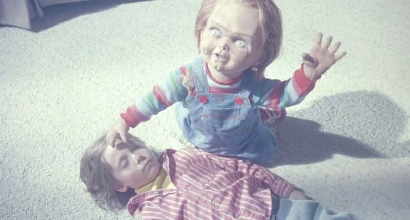 The Director Of Child's Play Is Making Another Movie About Creepy Dolls