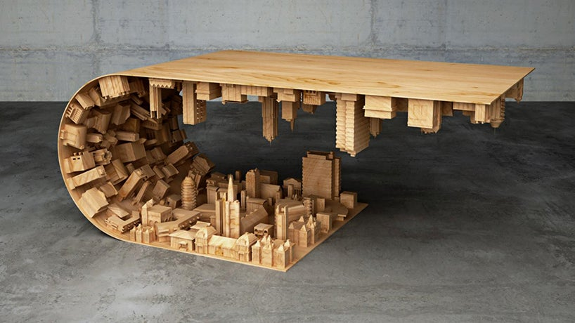 Practical 3D Printing Looks Like A Crazy $6370 Coffee Table