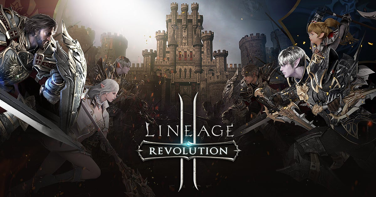 Lineage 2: Revolution's First Major Update Adds 60 Player PVP Battles