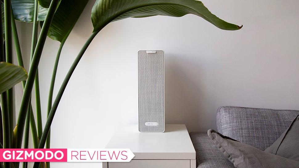 IKEA's Sonos Speaker Breaks The Mould