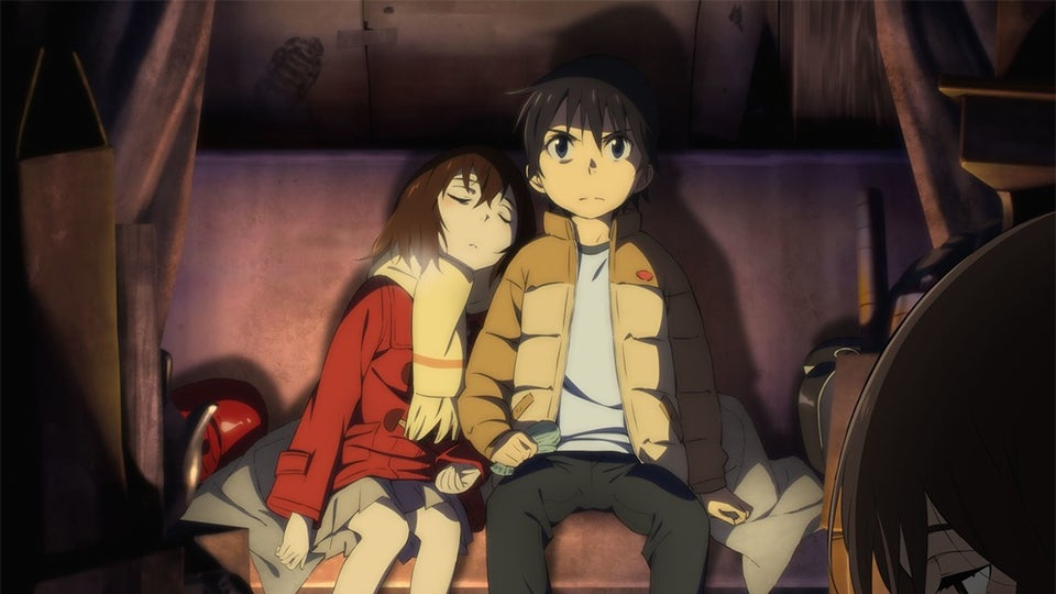 Erased Is the Perfect Melding of Time Travel and Murder Mystery