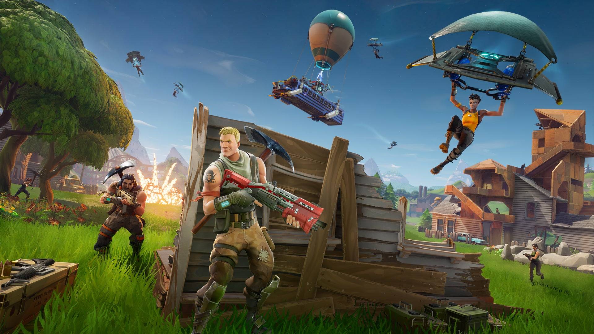 Epic sues 14-year-old cheater, and the mother responds