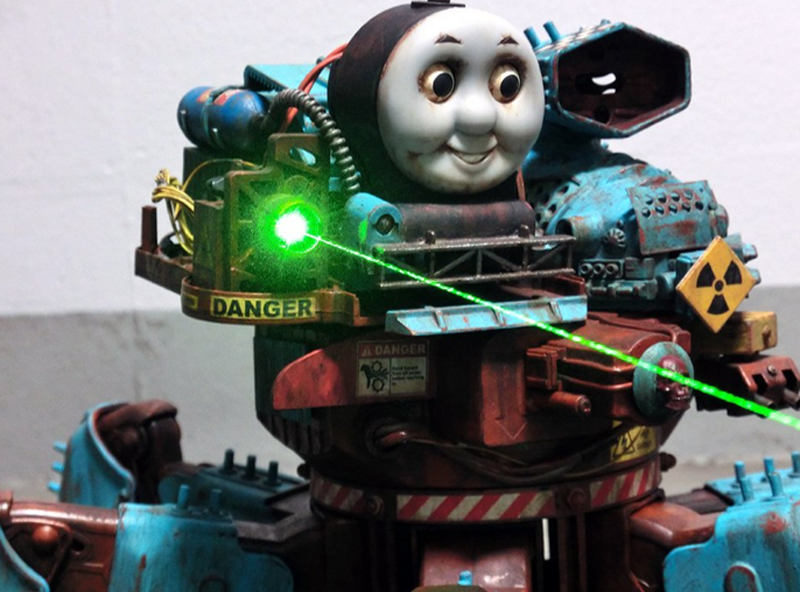 Thomas the Tank Engine, Is That You?