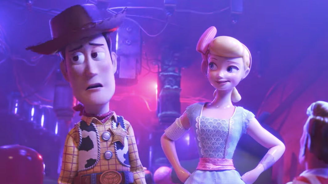 Toy Story 4's Heroes Are Veteran Rescuers In The Final Trailer