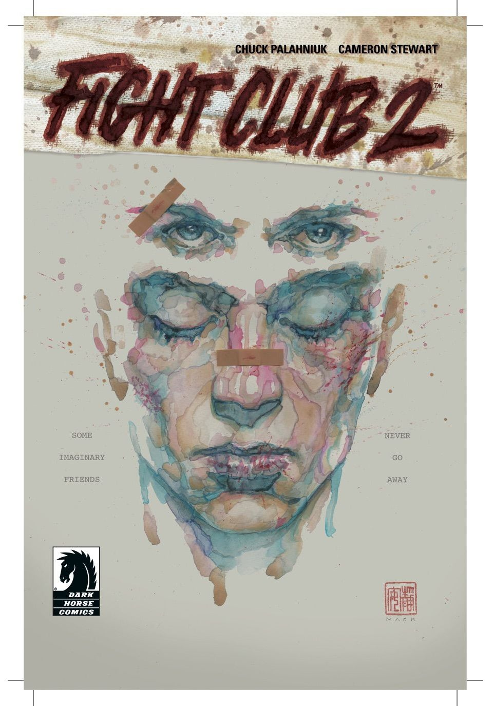 Here's the first look at Fight Club 2