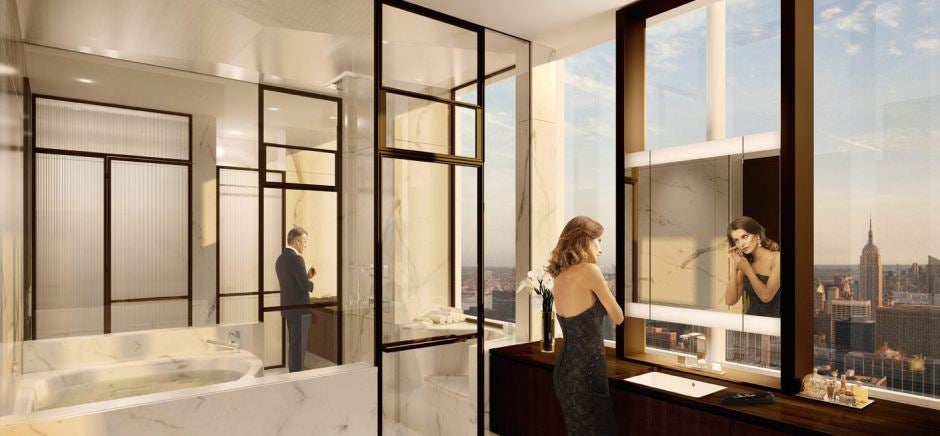 It's Official, Someone Bought NYC's First $US100 Million Apartment