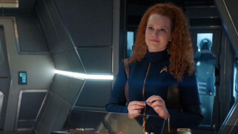 The First Episode OfShort TreksFeels Like A Star TrekB-Plot In The Best Possible Way