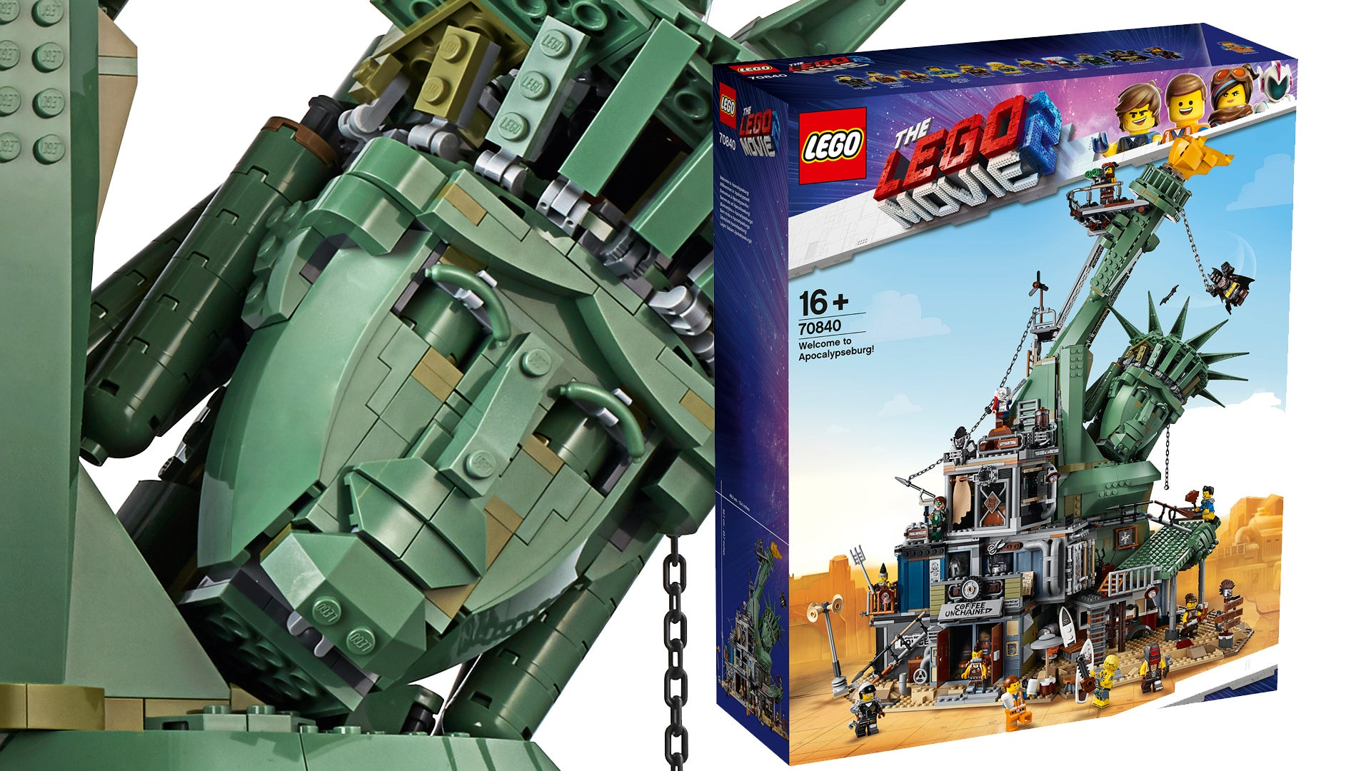 Welcome To Apocalypseburg Is The Biggest Lego MovieSet Yet