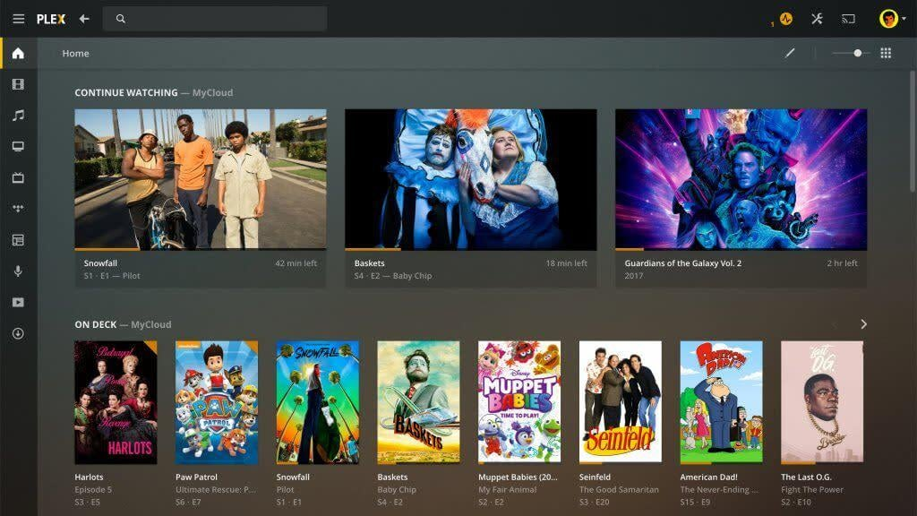 Plex Users: Delete The Windows Store App And Download The Updated App