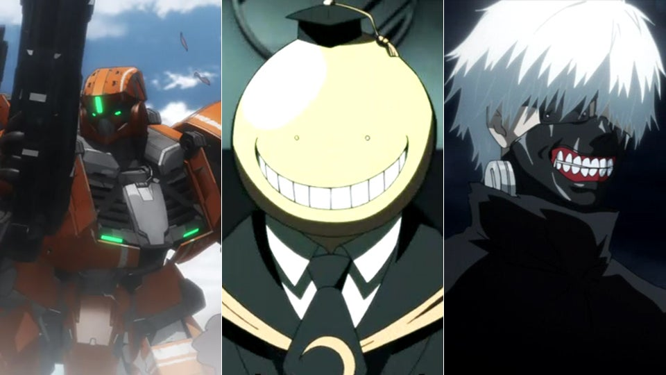 Your Complete Winter 2015 Anime Guide