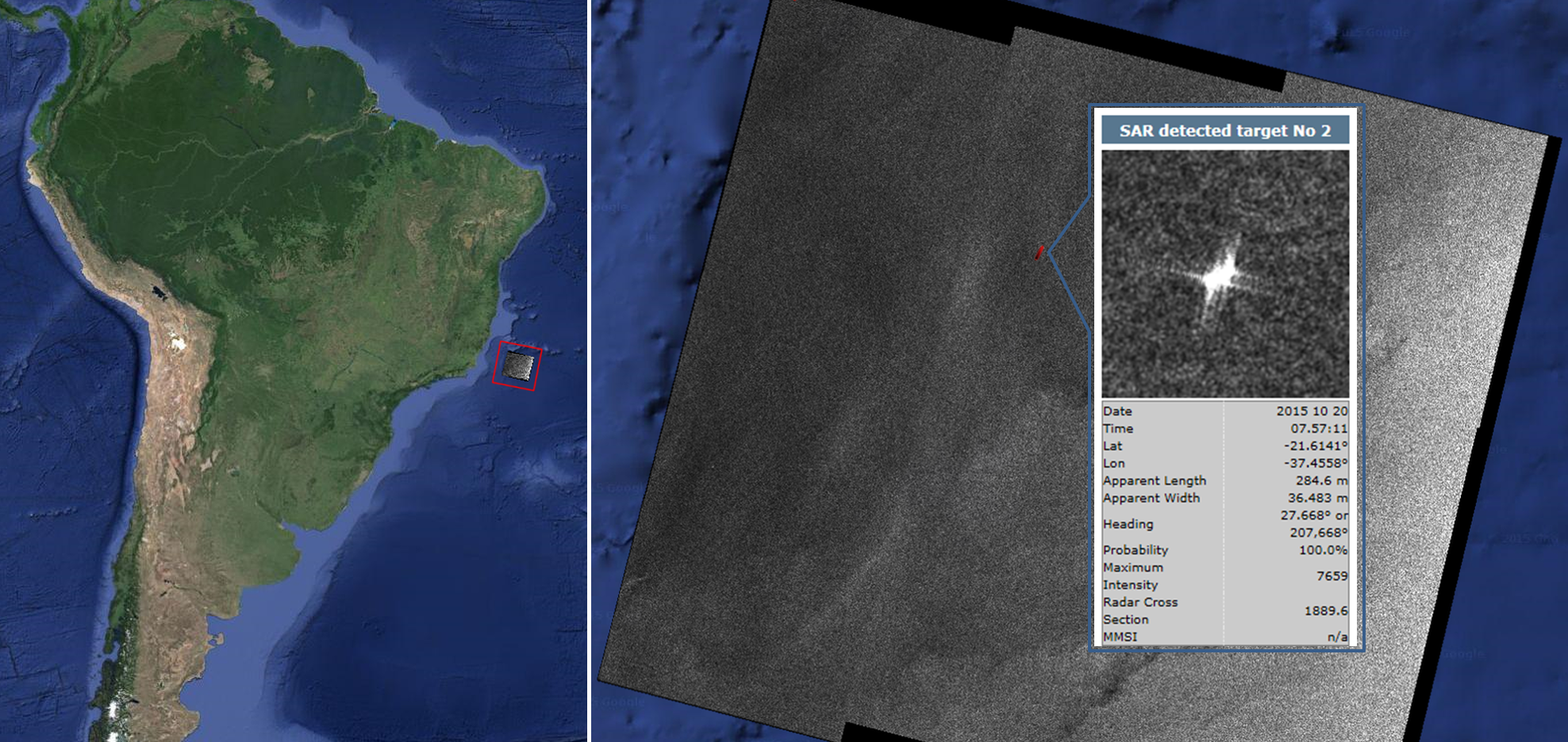 Radar Scans Beamed To Earth Via Laser Can See Ships In Almost Real-Time