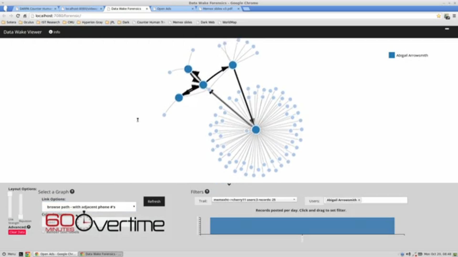 Deep Web Search Engine Memex Fights Crime a Bit Like Minority Report