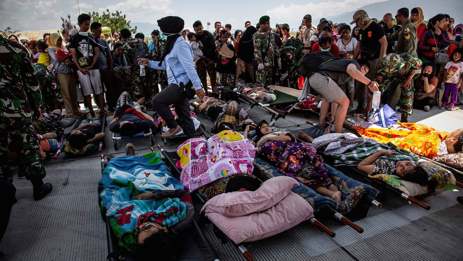 How To Help Victims Of The Indonesia Earthquake And Tsunami
