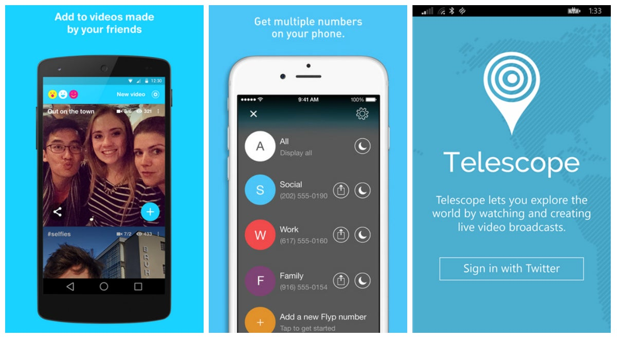 Our Favourite Android, iOS And Windows Phone Apps Of The Week