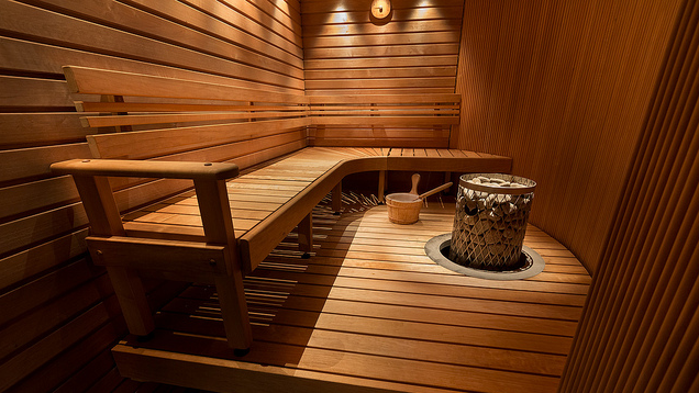 Use the Sauna Before, Not After, Your Workout