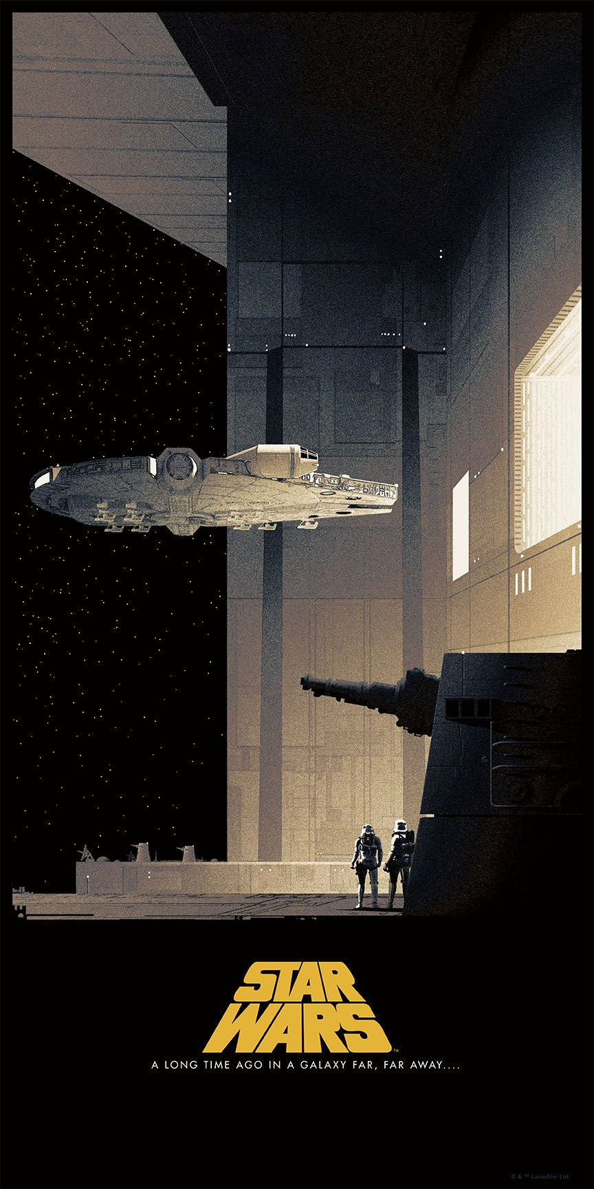 These New Star Wars Posters Are Simply Perfect