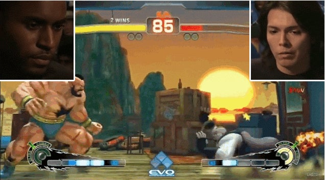 How To Get Better At Fighting Games — Using Your Brain