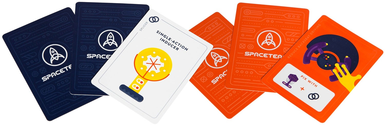 The Spaceteam Card Games Finally Lets You Play Without a Smartphone