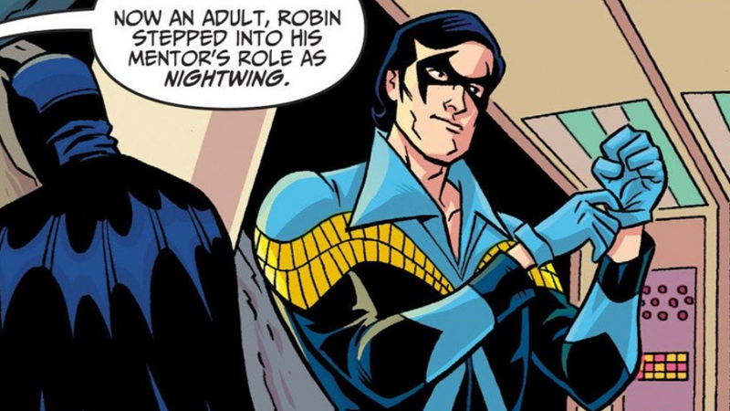 Don't Let Disco Nightwing Fool You, The New Batman '66/Wonder Woman '77 Comic Gets Surprisingly Dark
