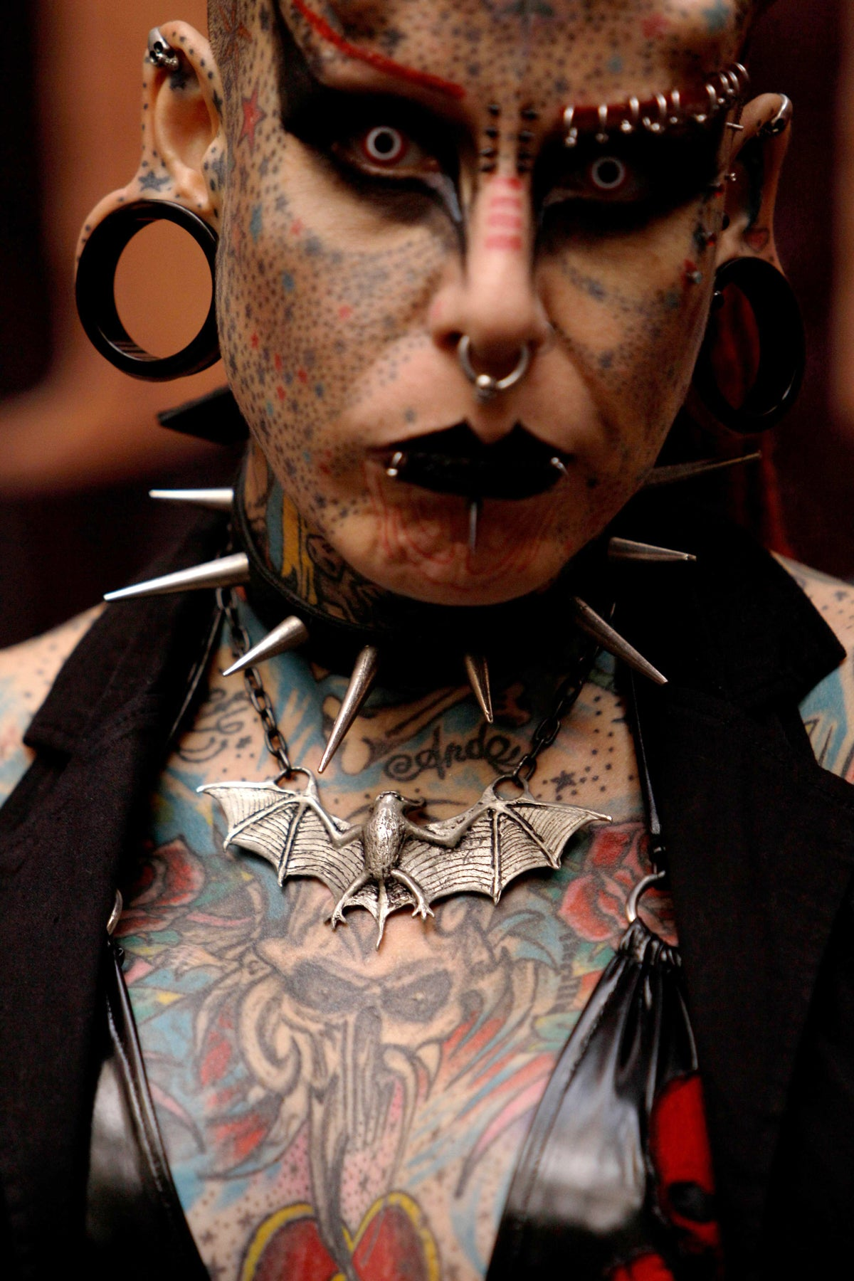 Woman with most extreme body modifications just got even more extreme