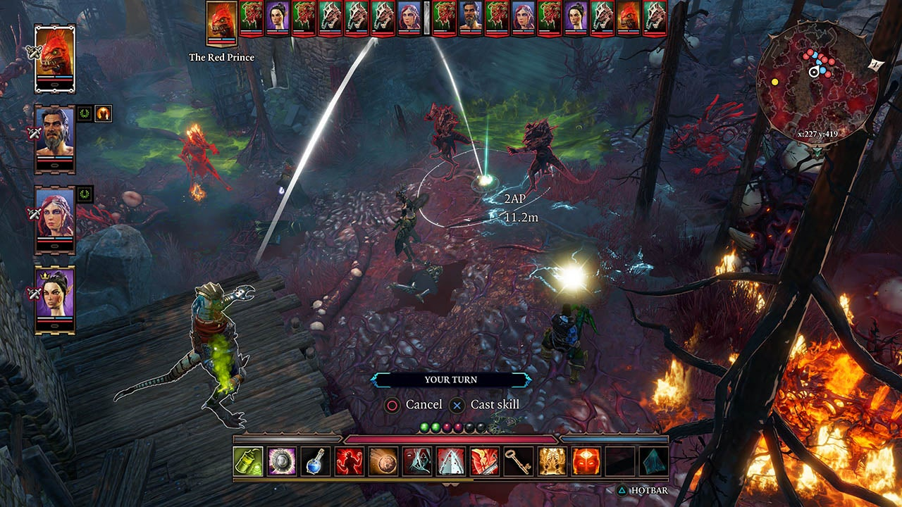 Best graphic options for divinity original sin 2