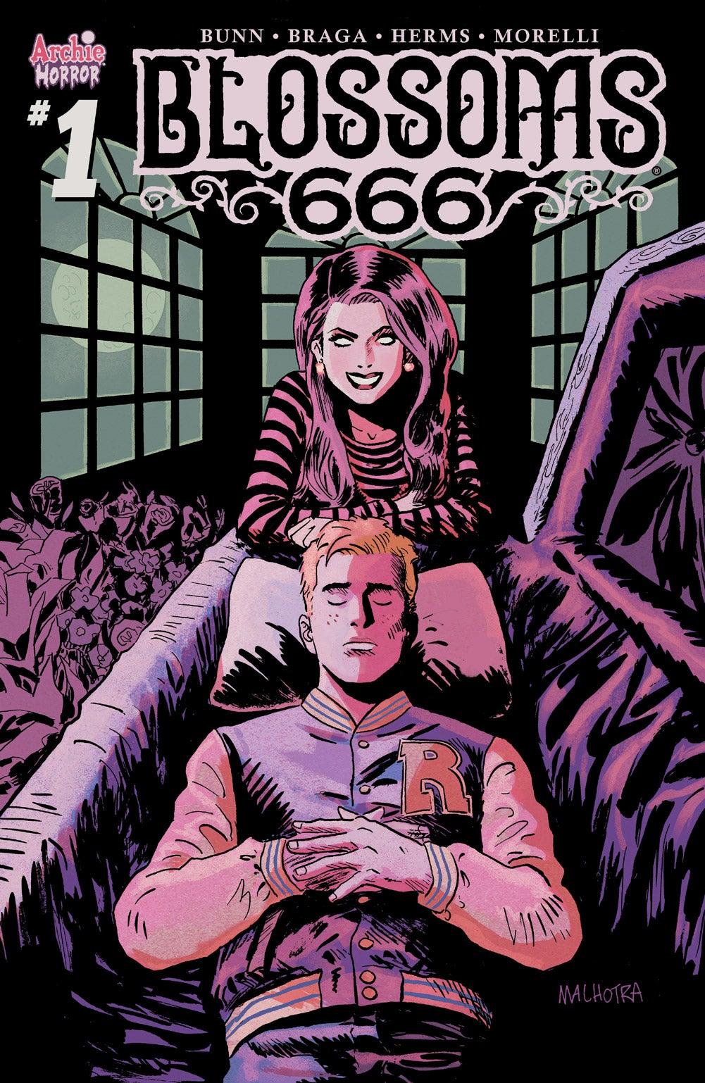 Image: Vic Malhotra, Archie Comics