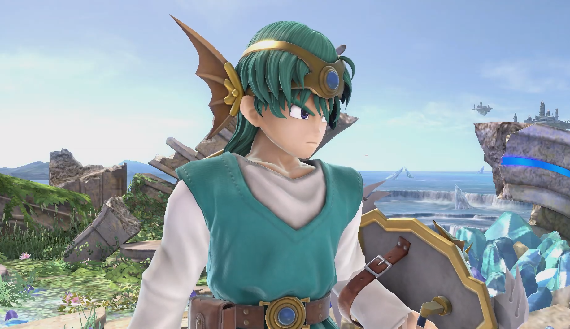 Smash Ultimate Is Getting Its New Dragon Quest Fighter Today