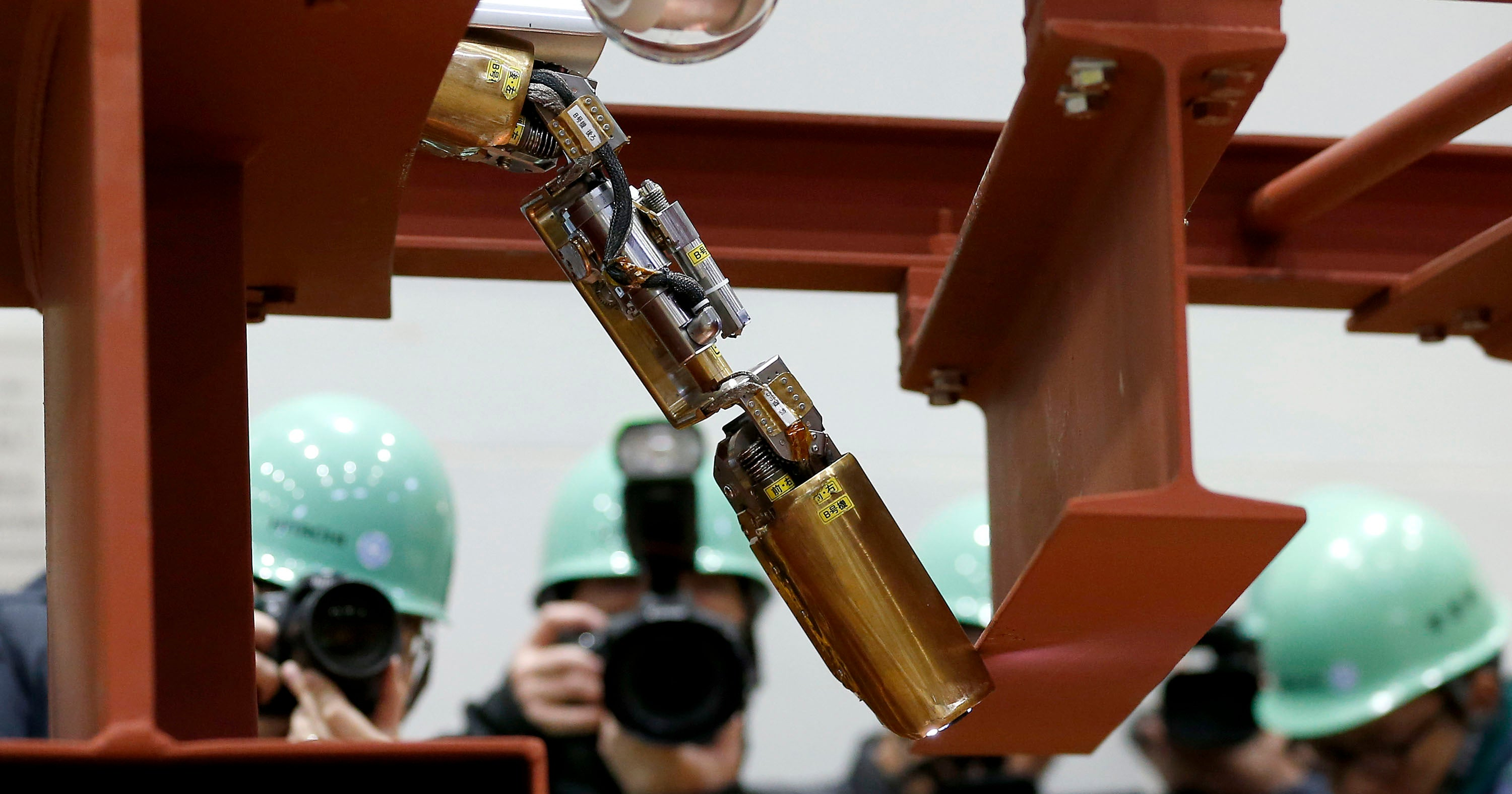 Two Malfunctioning Robots Are Now Stuck Inside the Fukushima Reactor