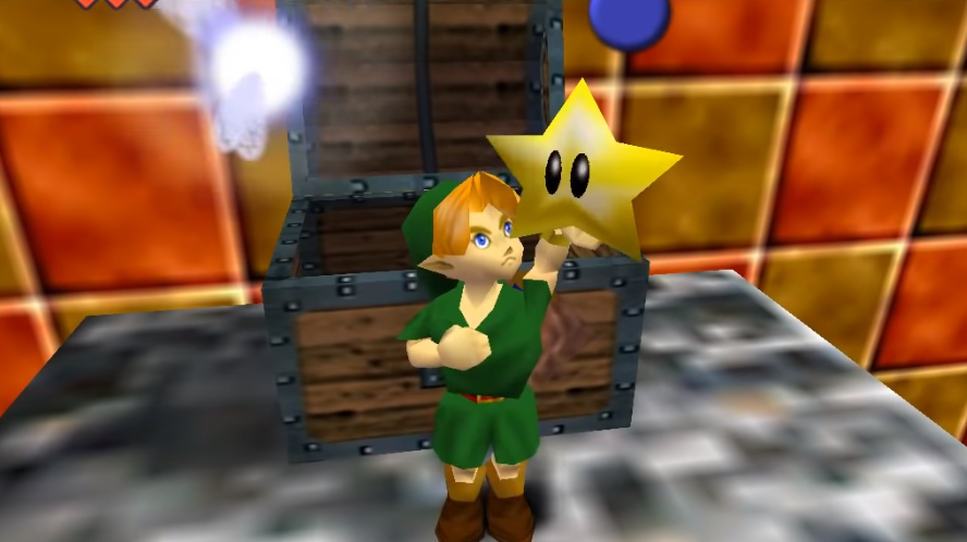 Mod Adds Mario 64 Dungeon To Ocarina Of Time