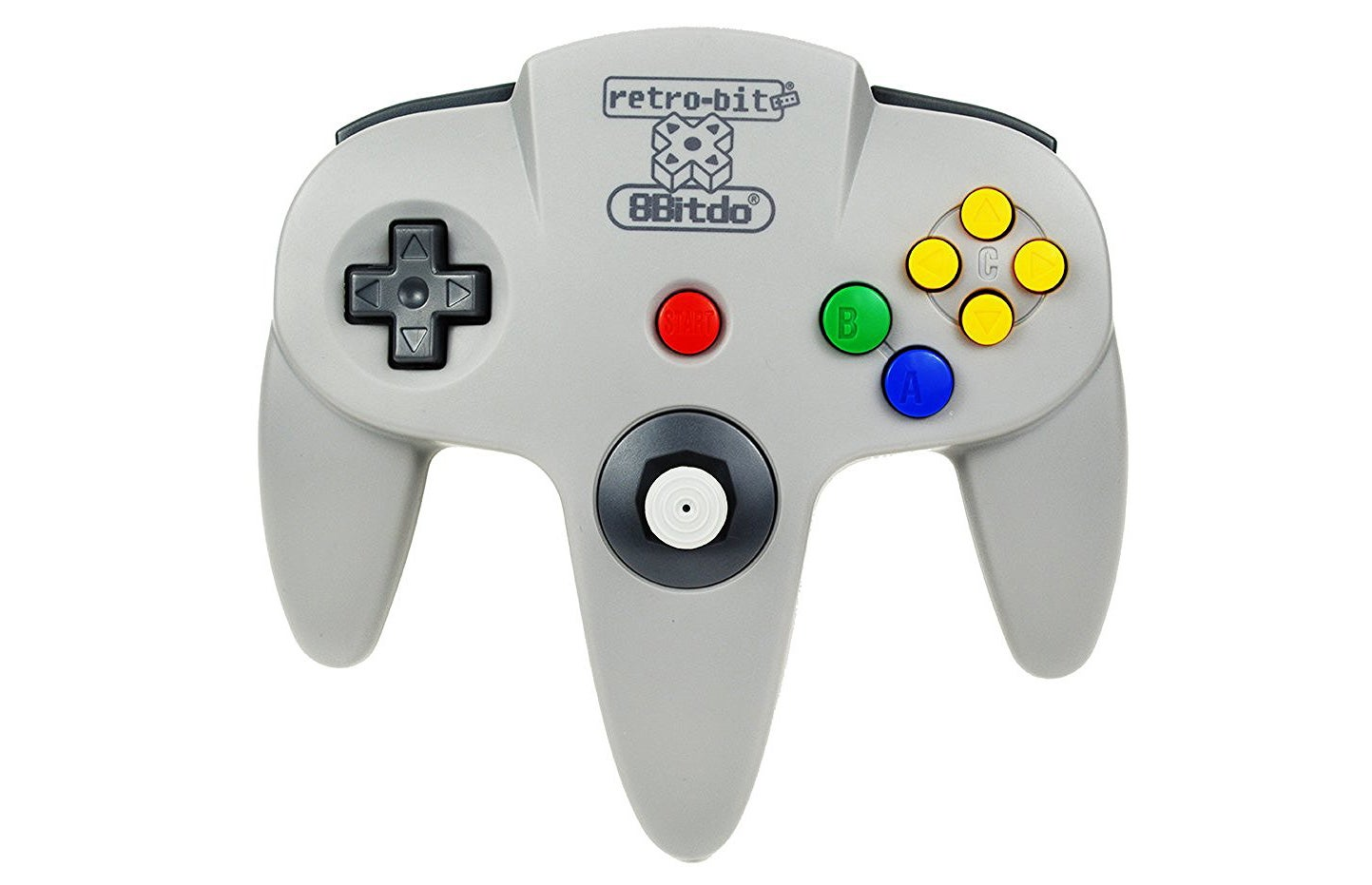 Make Every 90's Kid Happy With A Bluetooth N64 Controller