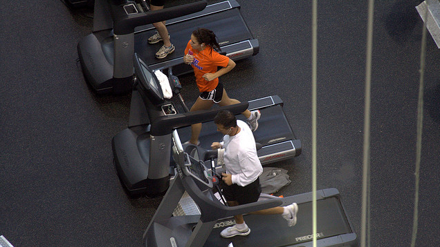 Survive a Long Treadmill Run With Quarter-Mile Change-Ups