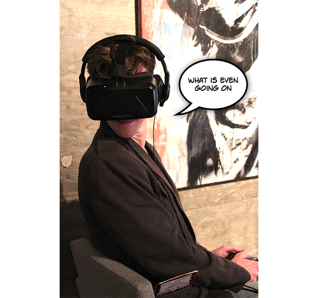 The New Oculus Rift Is Very Cool, And You Can Get One This Year