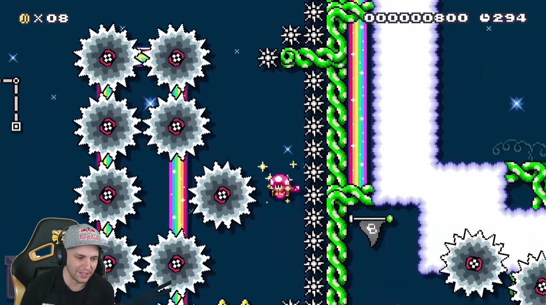 Déjà Poo: Nintendo Deletes Another Mario Maker Level By Popular Speedrunner