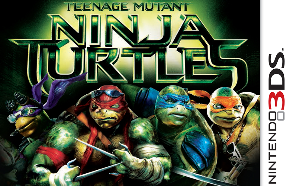 Oh Good, The New Ninja Turtles Movie Is Getting A 3DS Game