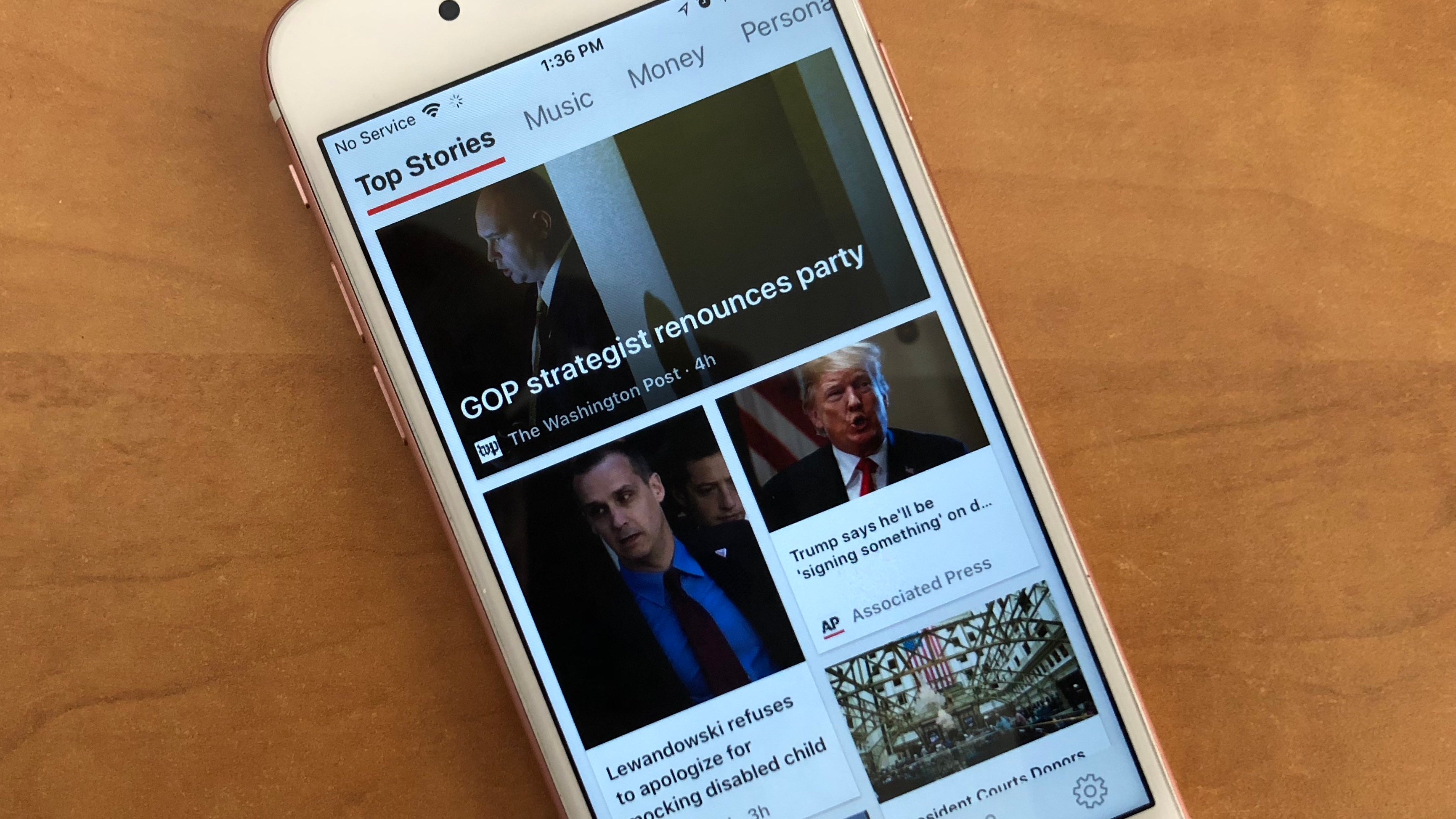 Getting Started With The New Microsoft News App