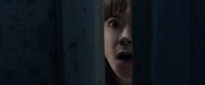 This New Conjuring 2 Featurette Supposedly Contains Real Recordings of Demonic Voices