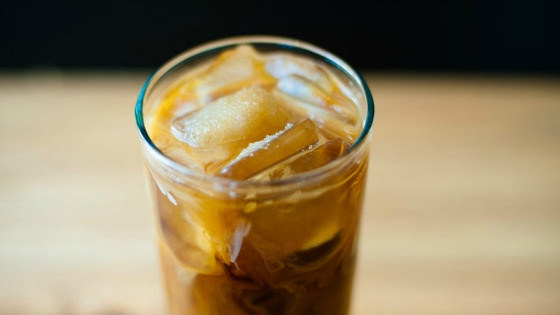 Add Maple Syrup To Your Cold Brew For Rich Flavour And Mellow Sweetness